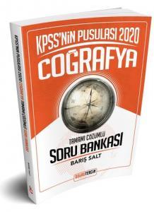 Doğru Tercih KPSS'nin Pusulası Coğrafya Soru Bankası 2020