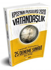 Doğru Tercih KPSS'nin Pusulası Vatandaşlık 25 Deneme 2020