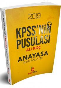 Doğru Tercih Yayınları KPSS'nin Pusulası Anayasa Konu Anlatımı 2019