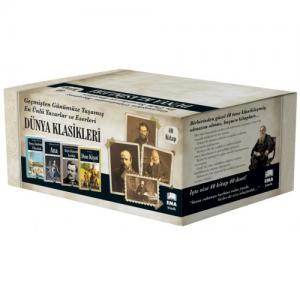 EMA Dünya Klasikleri Serisi 40 Kitap