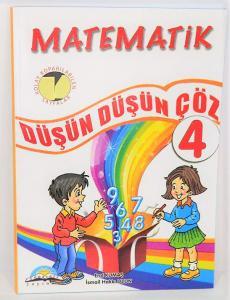 Düşün Düşün Çöz Matematik 4. Sınıf