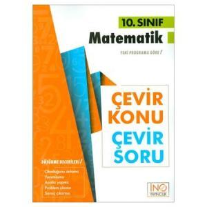 İnovasyon 10. Sınıf Matematik Çevir Konu Çevir Soru