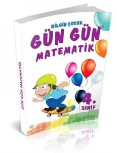 Bilgin Çocuk 4. Sınıf Gün Gün Matematik Soru Bankası