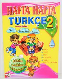 Hafta Hafta Türkçe 2. Sınıf