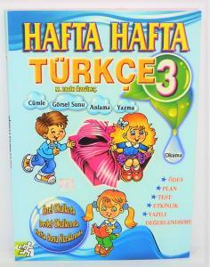 Hafta Hafta Türkçe 3. Sınıf