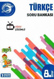 İşleyen Zeka 8. Sınıf Yörünge Türkçe Soru Bankası 2019