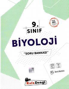 Kafa Dengi 9. Sınıf Biyoloji Soru Bankası