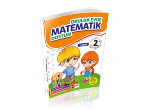 Artı Eğitim 2. Sınıf Okulda Evde Matematik Dostum 2.Dönem