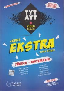 Palme TYT AYT Türkçe Matematik #Evde Ekstra Soru Kitabı