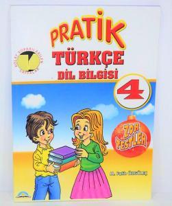 Pratik Türkçe Dil Bilgisi 4. Sınıf