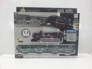 Rail King Raylı Tren Seti