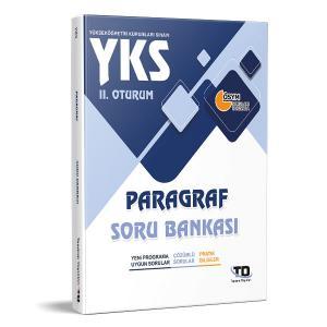 Tandem YKS 2.Oturum Paragraf Soru Bankası