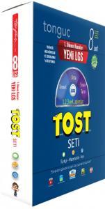 Tonguç Akademi LGS 8. Sınıf 1. Dönem Temel Orta Sınav Tarzı TOST Seti