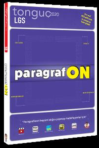 Tonguç Akademi LGS ParagrafON Soru Kitabı 2020