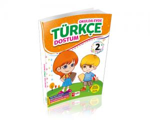 Artı Eğitim 2. Sınıf Okulda Evde Türkçe Dostum