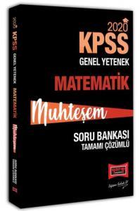 Yargı KPSS Muhteşem Matematik Tamamı Çözümlü  2020