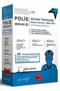 Yargı Polis Meslek İçi Sınavlarına Hazırlık Konu Anlatımlı Modüler Set 2020