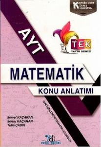Yayın Denizi TYT Matematik TEK Serisi Konu Anlatımı Cep Kitabı