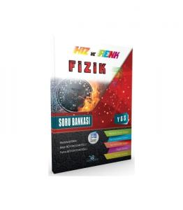 Hız ve Renk Yayınları Fizik Soru Bankası