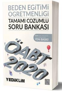 Yediilim KPSS ÖABT Beden Eğitimi Öğretmenliği Tamamı Çözümlü Soru Bankası 2020