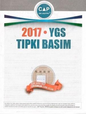 Çap 2017 YGS Tıpkı Basım