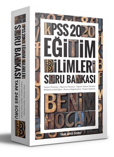 Benim Hocam KPSS Eğitim Bilimleri Tek Kitap Soru Bankası 2020