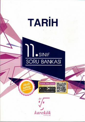 Karekök 11. Sınıf Tarih Soru Bankası