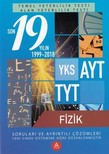 A Yayınları TYT AYT Fizik Çıkmış Soru ve Çözümleri