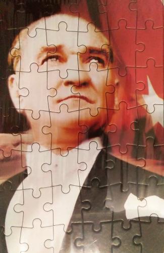 Atatürk Yapboz / 25 x 35 cm