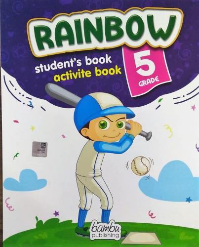 Bambu 5 Grade Rainbow Student's & Activity Book