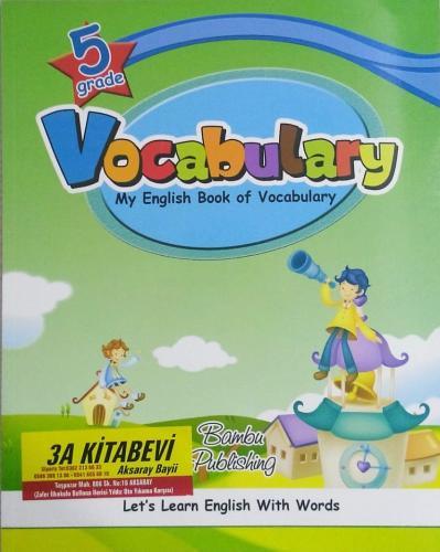 Bambu 5 Grade Vocabulary