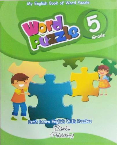 Bambu 5 Grade Word Puzzle