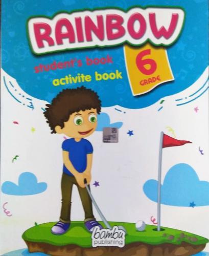 Bambu 6 Grade Rainbow Student's & Activity Book