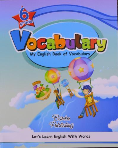 Bambu 6 Grade Vocabulary