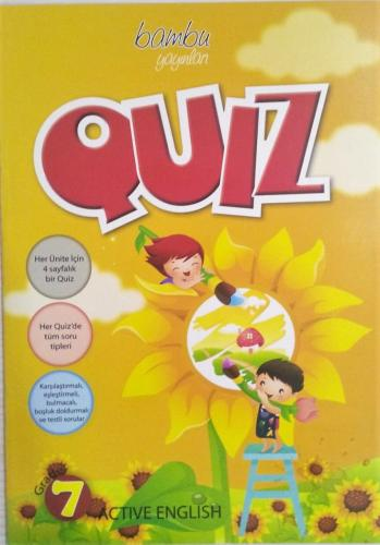 Bambu 7 Grade Quiz Active English