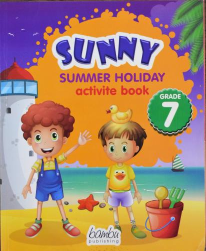 Bambu 7 Grade Sunny Summer Holiday