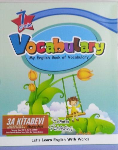 Bambu 7 Grade Vocabulary