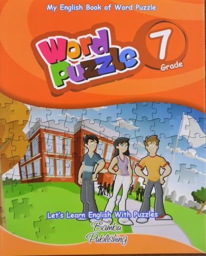 Bambu 7 Grade Word Puzzle