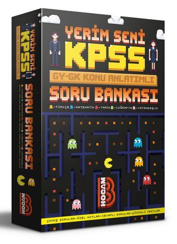 Benim Hocam KPSS Yerim Seni GY GK Konu Anlatımlı Soru Bankası 2020