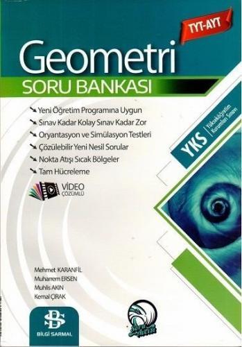 Bilgi Sarmal YKS Geometri Soru Bankası