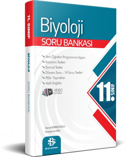 Bilgi Sarmal 11. Sınıf Biyoloji Soru Bankası