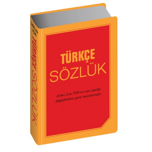 Büyük Türkçe Sözlük (Plastik Kapak)