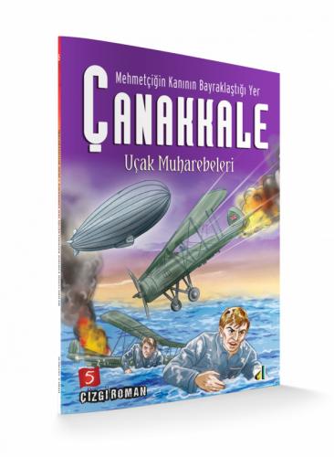 Damla Mkbyç-5: Uçak Muharebeleri