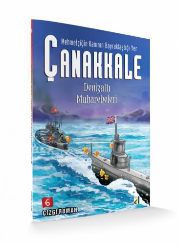 Damla Mkbyç-6: Denizaltı Muharebeleri