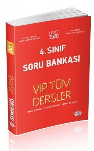 Editör 4. Sınıf Tüm Dersler Soru Bankası