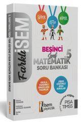 Farklı İsem 5. Sınıf Matematik Soru Bankası
