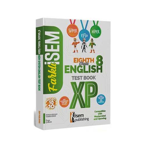 Farklı İsem 8. Sınıf LGS İngilizce Soru Banka