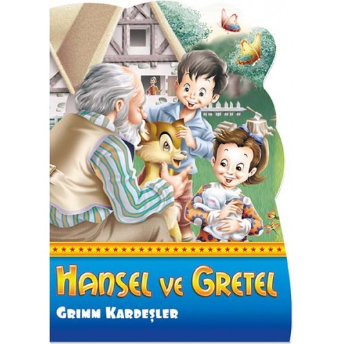Dünya Masalları (Şekilli Kesim ) / Hansel ve Gretel