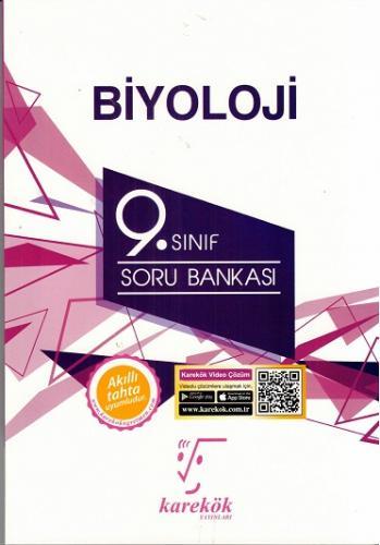 Karekök 9. Sınıf Biyoloji Soru Bankası
