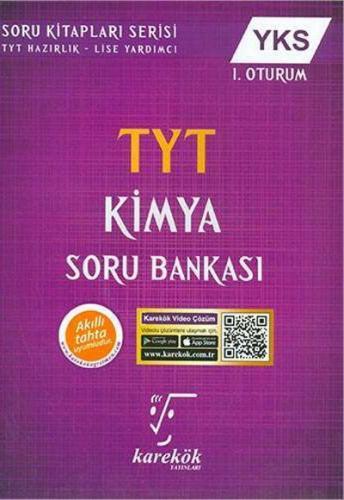 Karekök TYT Kimya Soru Bankası